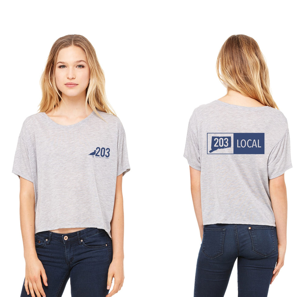 203's Boxy Festival Tee - The Two Oh Three