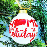 Home for the Holidays Ornament - The Two Oh Three
