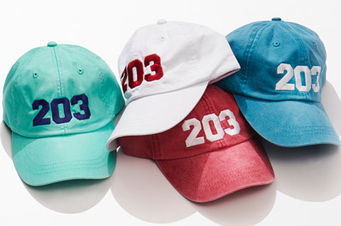 203 Summer Baseball Caps