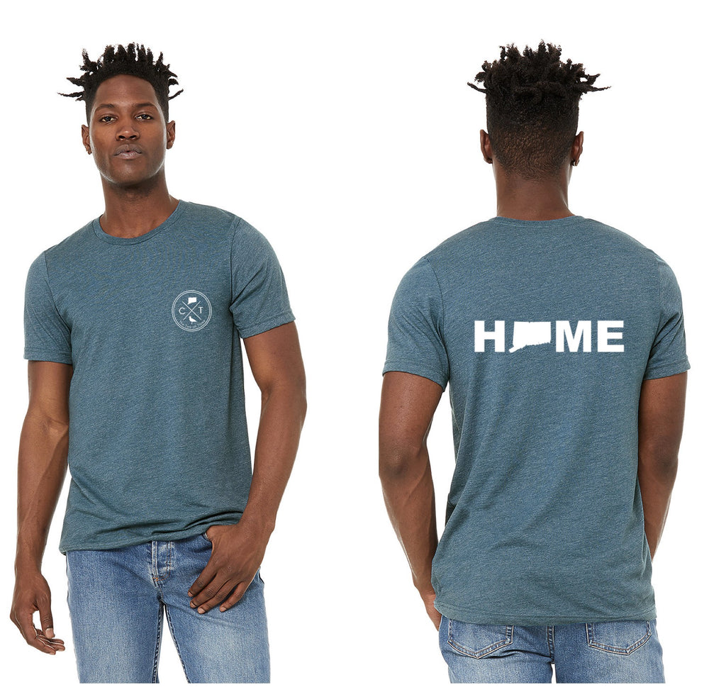 Heathered Homie Tee - The Two Oh Three