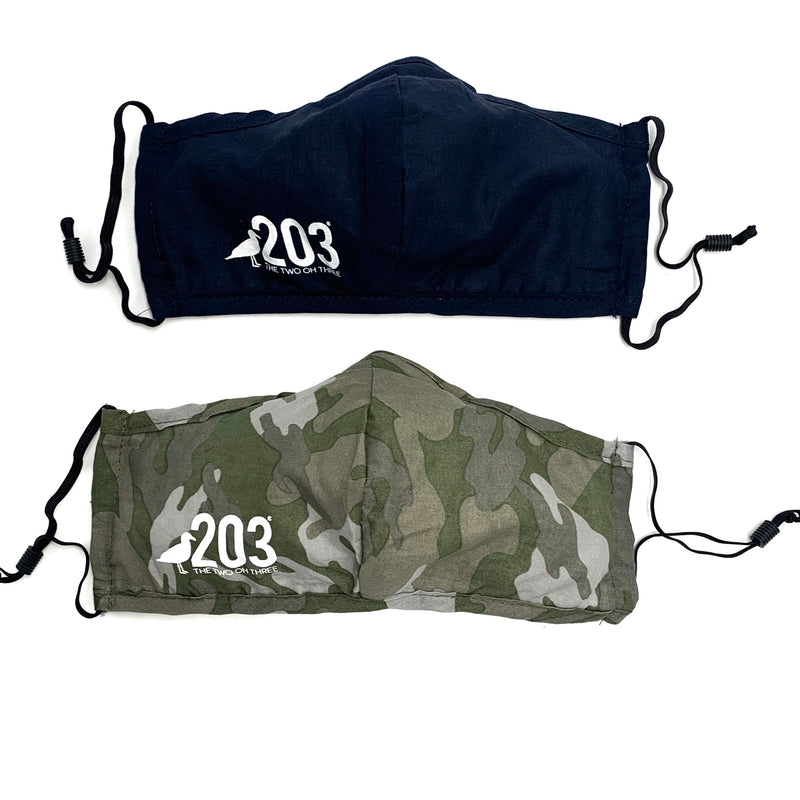 The 203 Adjustable Masks