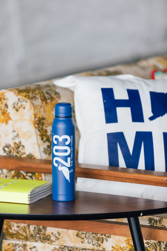 SHS x 203 Water Bottle - The Two Oh Three