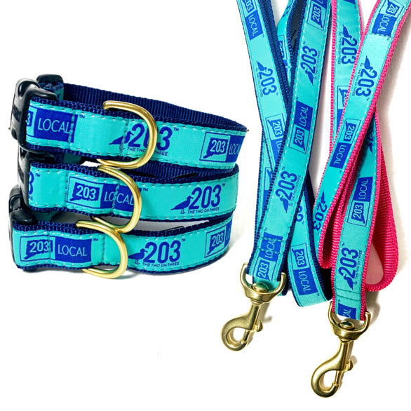 Leash + Collar Combo - The Two Oh Three