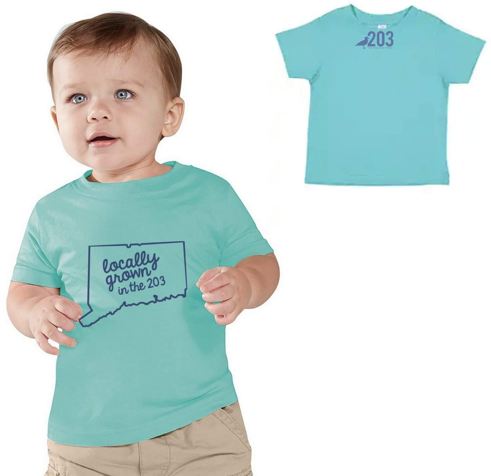 Toddler Locally Grown Tee