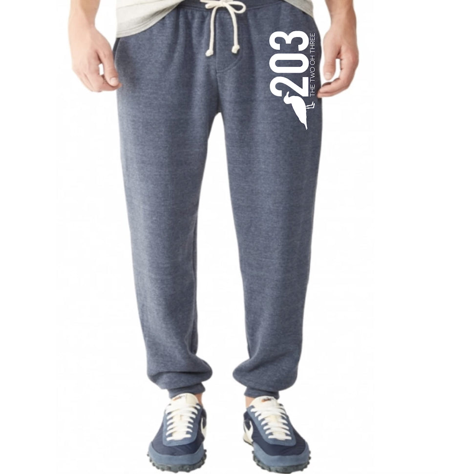 Men's Luxe 203 Joggers - The Two Oh Three