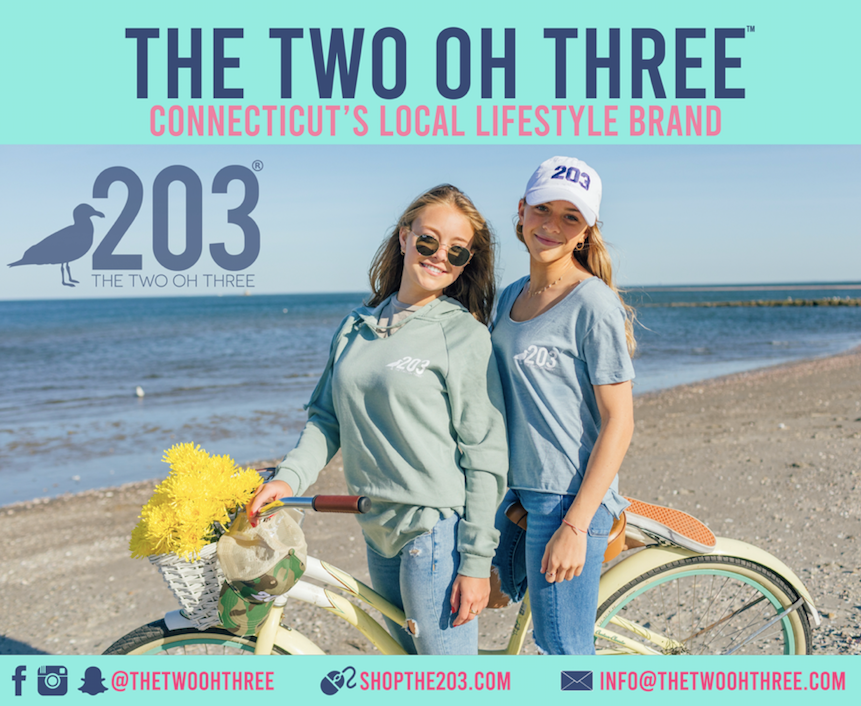 203 Gift Card - The Two Oh Three