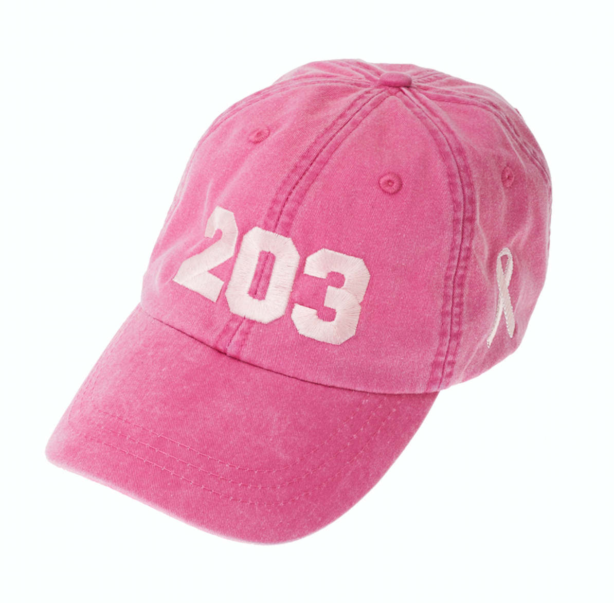 ... 203 Breast Cancer Awareness Cap '18 - The Two Oh Three ...