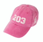 203 Breast Cancer Awareness Cap '18
