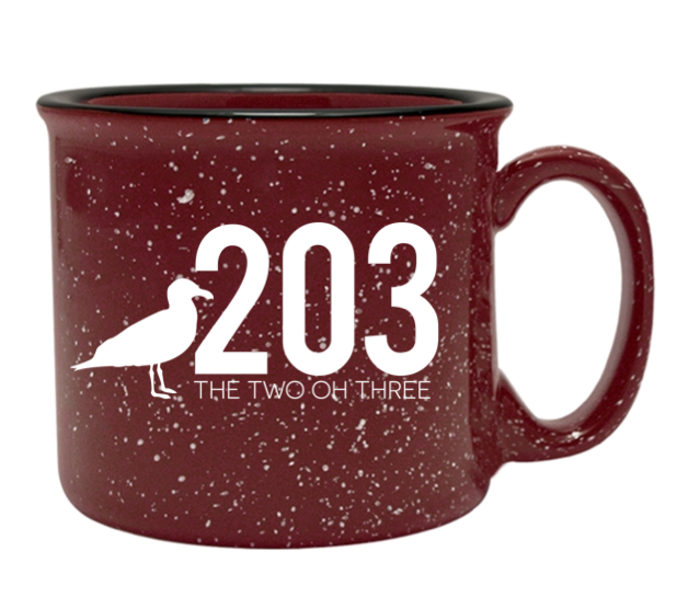 The 203's Classic Camper Mugs - The Two Oh Three