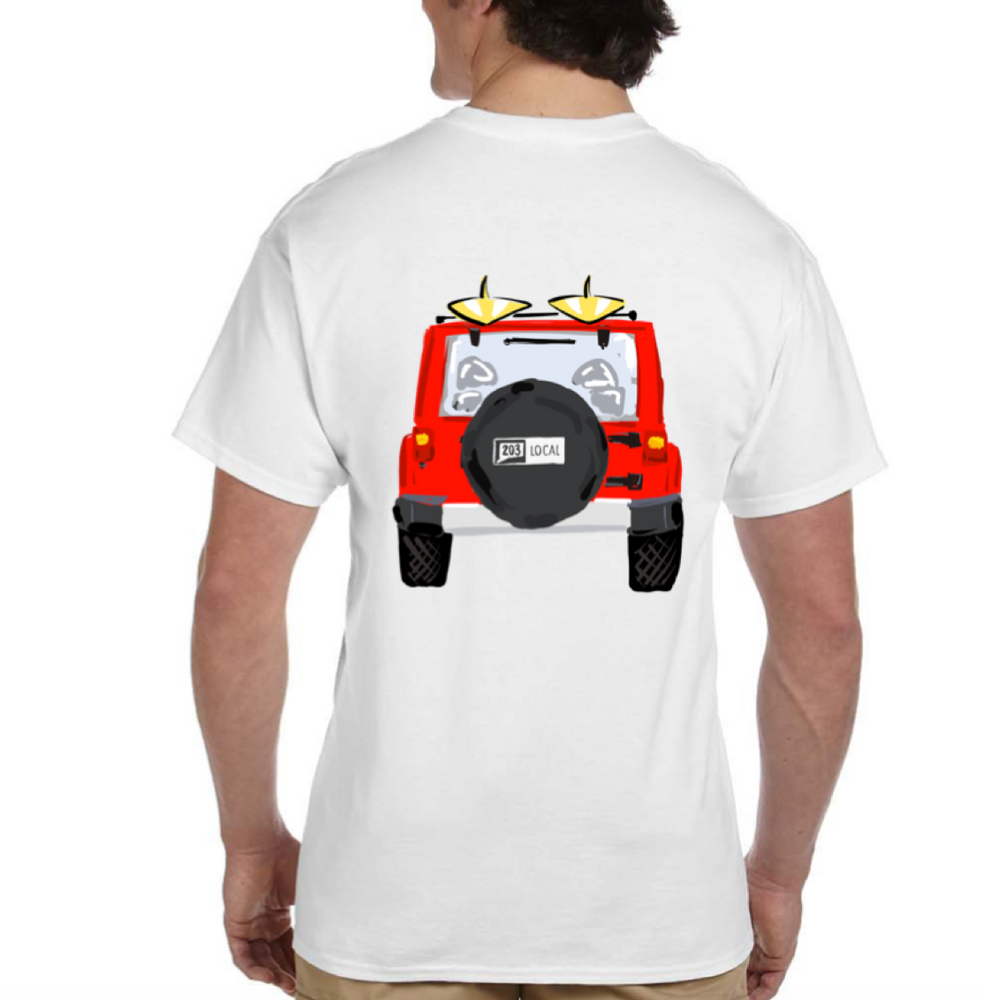 203 Jeep Tee - The Two Oh Three