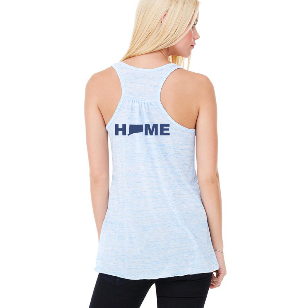 Lady's CT HOME Tank (light blue) - The Two Oh Three