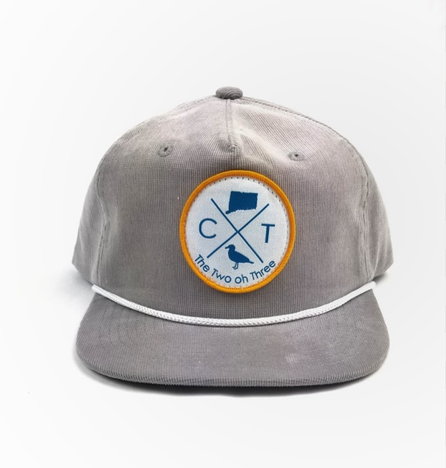 CT Snap Back Cap - The Two Oh Three