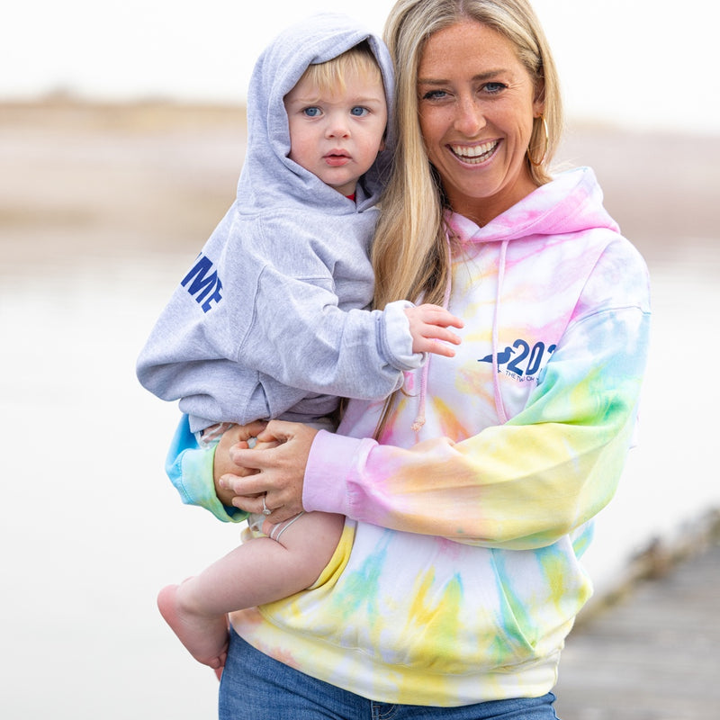 The Ultimate Homie Tie Dye Hoodie