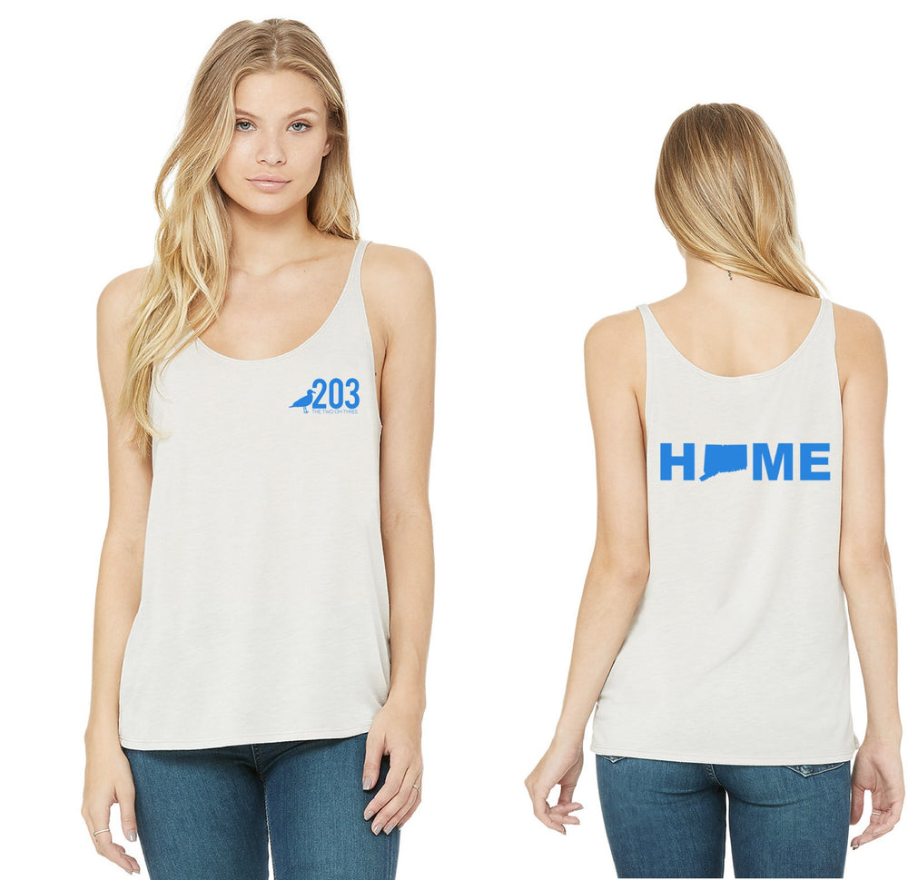 Lady's Home Slouchy Tank - The Two Oh Three