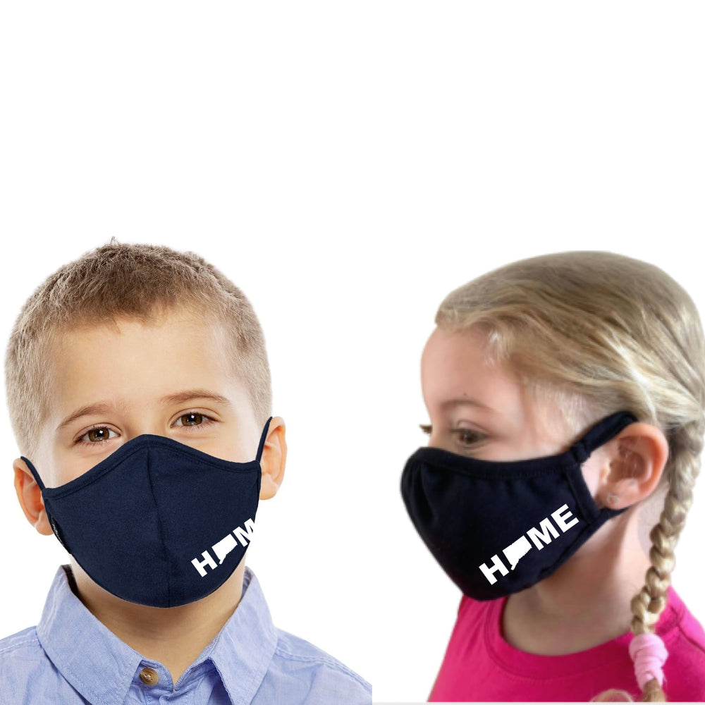 Soft Style HOME Facemask (Youth + Kids)