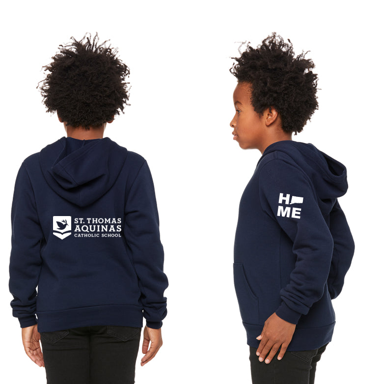 St. Thomas Youth LUXE Hoodie - The Two Oh Three