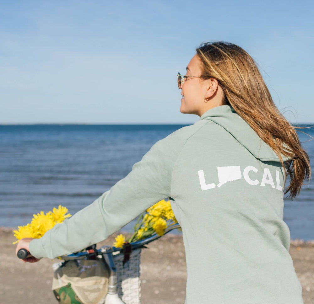 Ladies Local Hoodie - The Two Oh Three