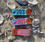 203 Needle-Point Key Chains