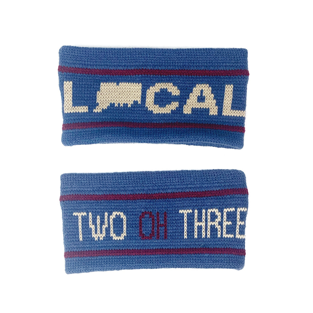 Knit Local Headband - The Two Oh Three