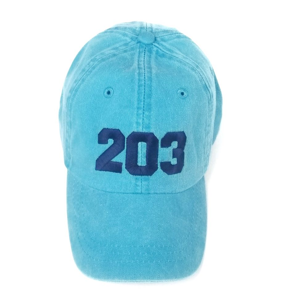 The 203 s Classic Embroidered Baseball Cap - The Two Oh Three 54031eeff68