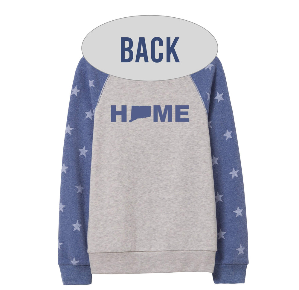 Youth Stars and Stripes Crewneck Sweatshirt - The Two Oh Three