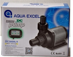 Aqua Excel DC3000 Pump 792 GPH (SUBMERSIBLE ONLY)