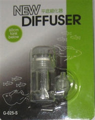 Co2 Acrylic Cylinder Diffuser Small