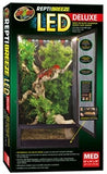 "ReptiBreeze LED Deluxe Screen Cage (16""x16""x30"") MED"