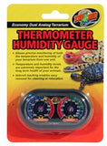 Zoo Med Economy Dual Analog Therm/Humid Gauge