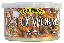 ZooMed Can O' Worms (300 worms / can)