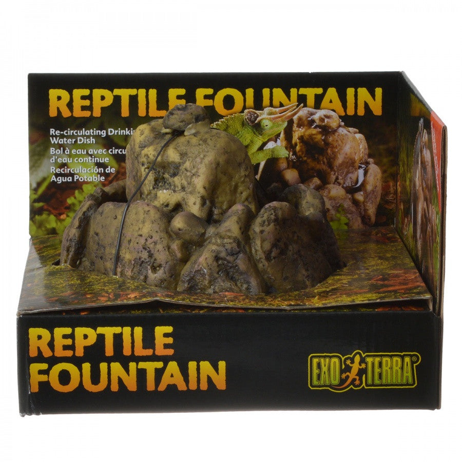 Exo-Terra Reptile Fountain