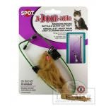 Spot Spotnips A-Door-able Fur Mouse Cat Toy