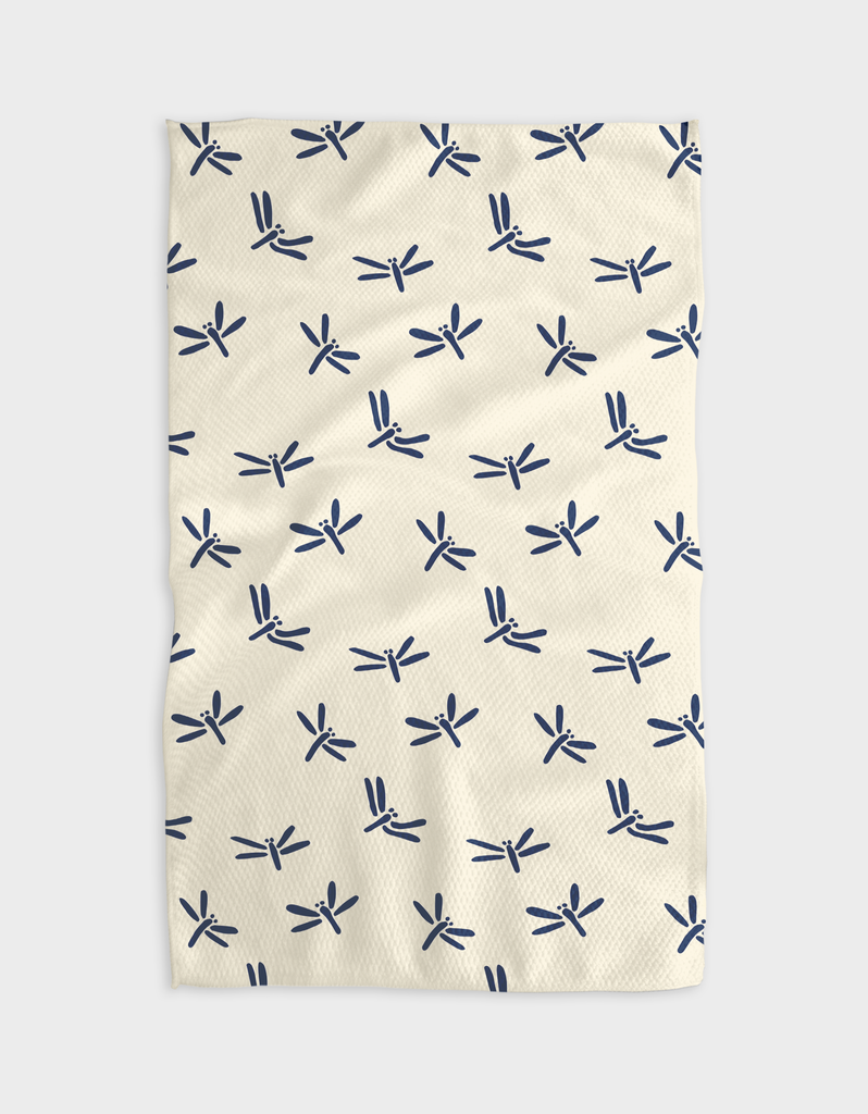 Flying Around Kitchen Tea Towel