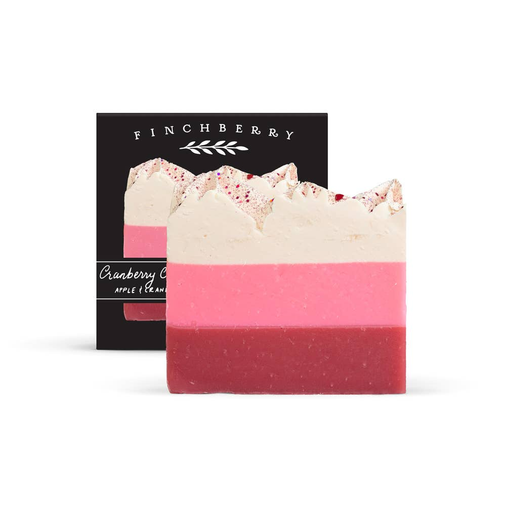 Cranberry Chutney Soap (Boxed)