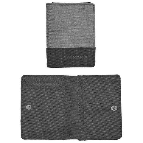 NIXON ATLAS RF NYLON CARD WALLET
