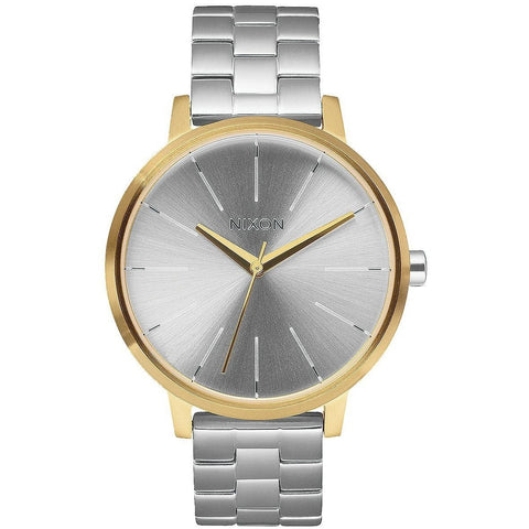 NIXON KENSINGTON - SILVER/GOLD/GRAY