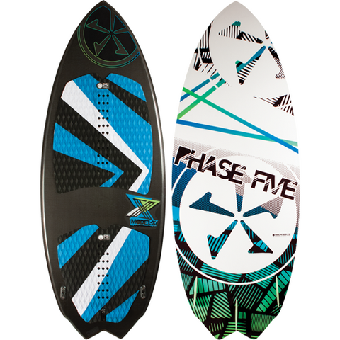 Phase 5 Model X Wakesurf Board