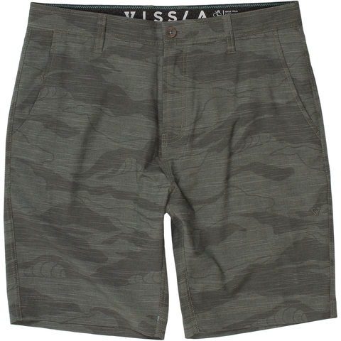 VISSLA FIN ROPE BOARDSHORTS - SURPLUS