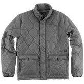 ONEILL NORTH QUILTED PUFF JACKET - ASPHALT
