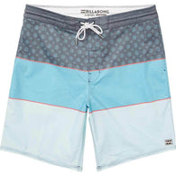 BILLABONG TRI BONG LT OTG BOARDSHORTS - BLUE