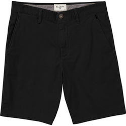 BILLABONG NEW ORDER SHORTS - STEALTH