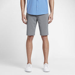 HURLEY DRI-FIT HEATHER - COOL GREY