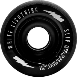 MOONSHINE CENTER SET SLIP WHEEL WHITE LIGHTNING - BLACK