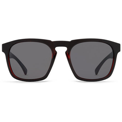 VONZIPPER BANNER - FASTHOUSE RED SATIN/GREY CHROME
