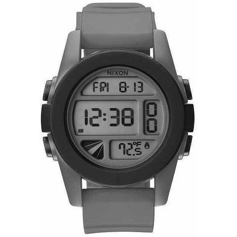 NIXON UNIT - GREY/BLACK