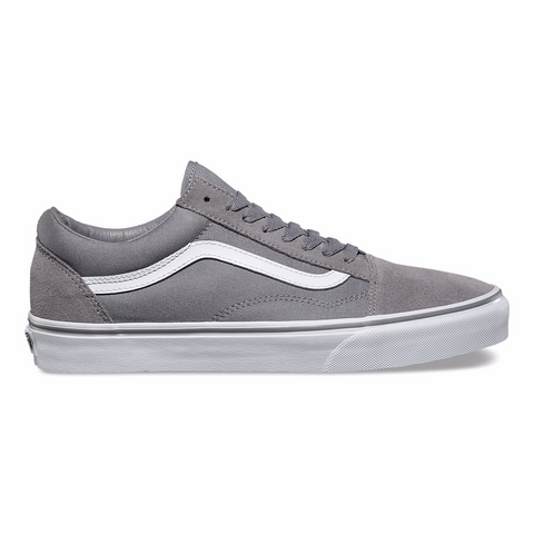VANS OLD SKOOL - FROST GREY/TRUE WHITE