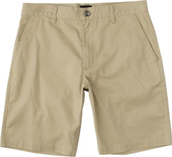 RVCA Week-End Stretch Short - Khaki