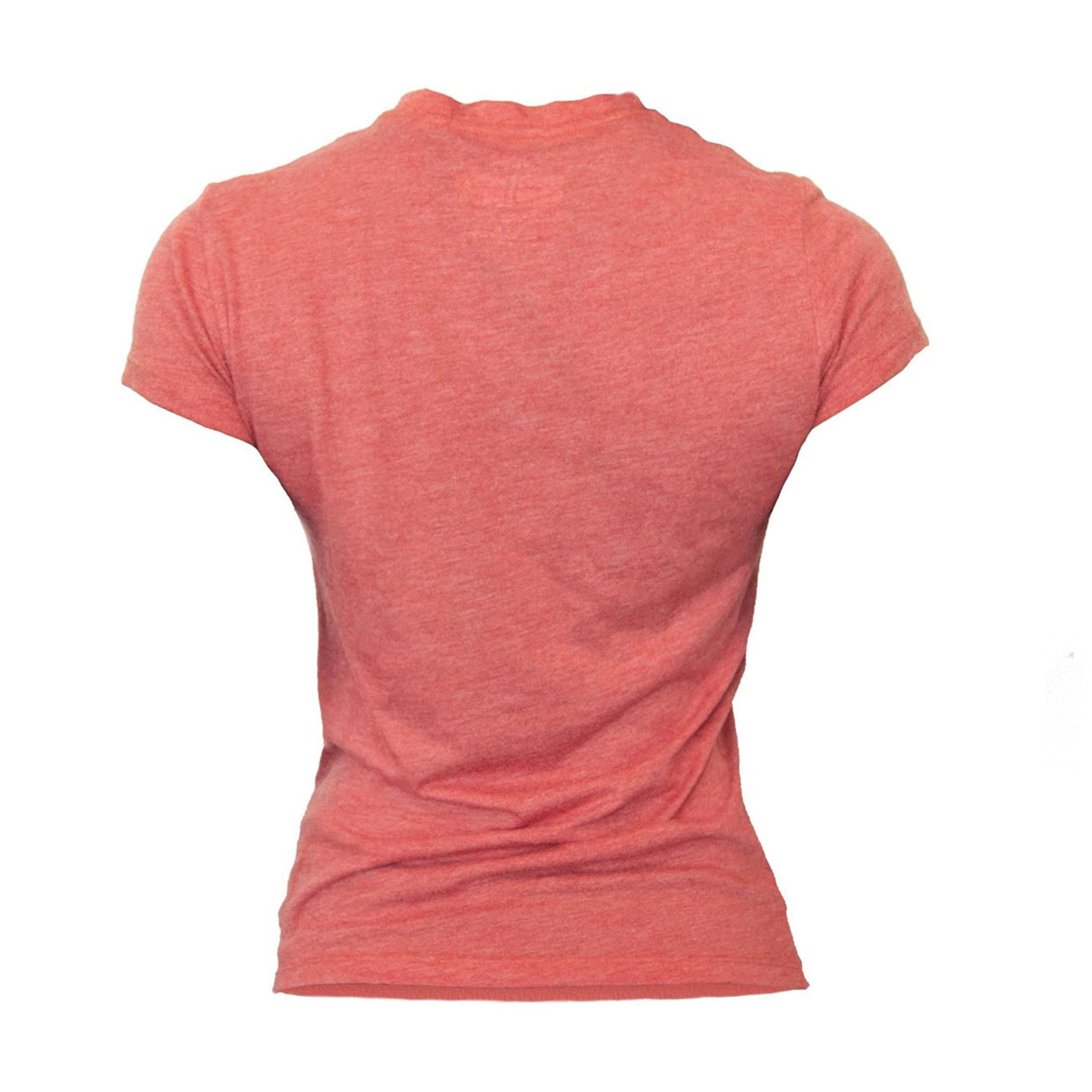 Clean T-shirt - Red Lady
