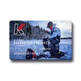 Kenders Outdoors Gift Cards - Kenders Outdoors