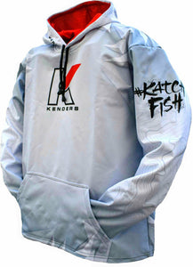 DYE-SUB GRAPHIC HOODIE - FRAKTURE - Kenders Outdoors